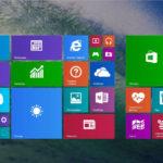 Скриншот Windows 8