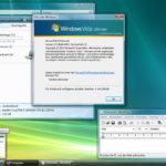 Скриншот Windows Vista